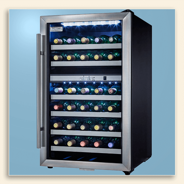 Image of a wine cooler.